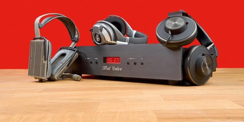 Kopfhörerverstärker MalValve head amp three im Test, Bild 1