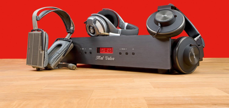 Kopfhörerverstärker MalValve head amp three Mk2 im Test, Bild 1
