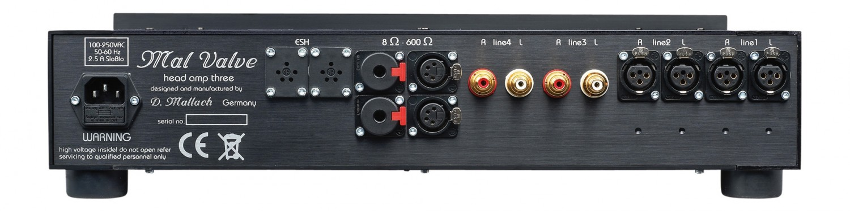Kopfhörerverstärker MalValve head amp three Mk2 im Test, Bild 4