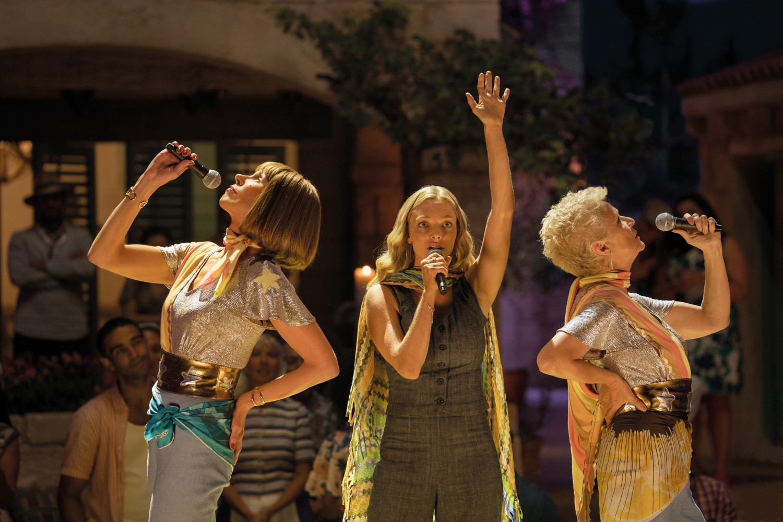 Blu-ray Film Mamma Mia: Here We Go Again! (Universal) im Test, Bild 2