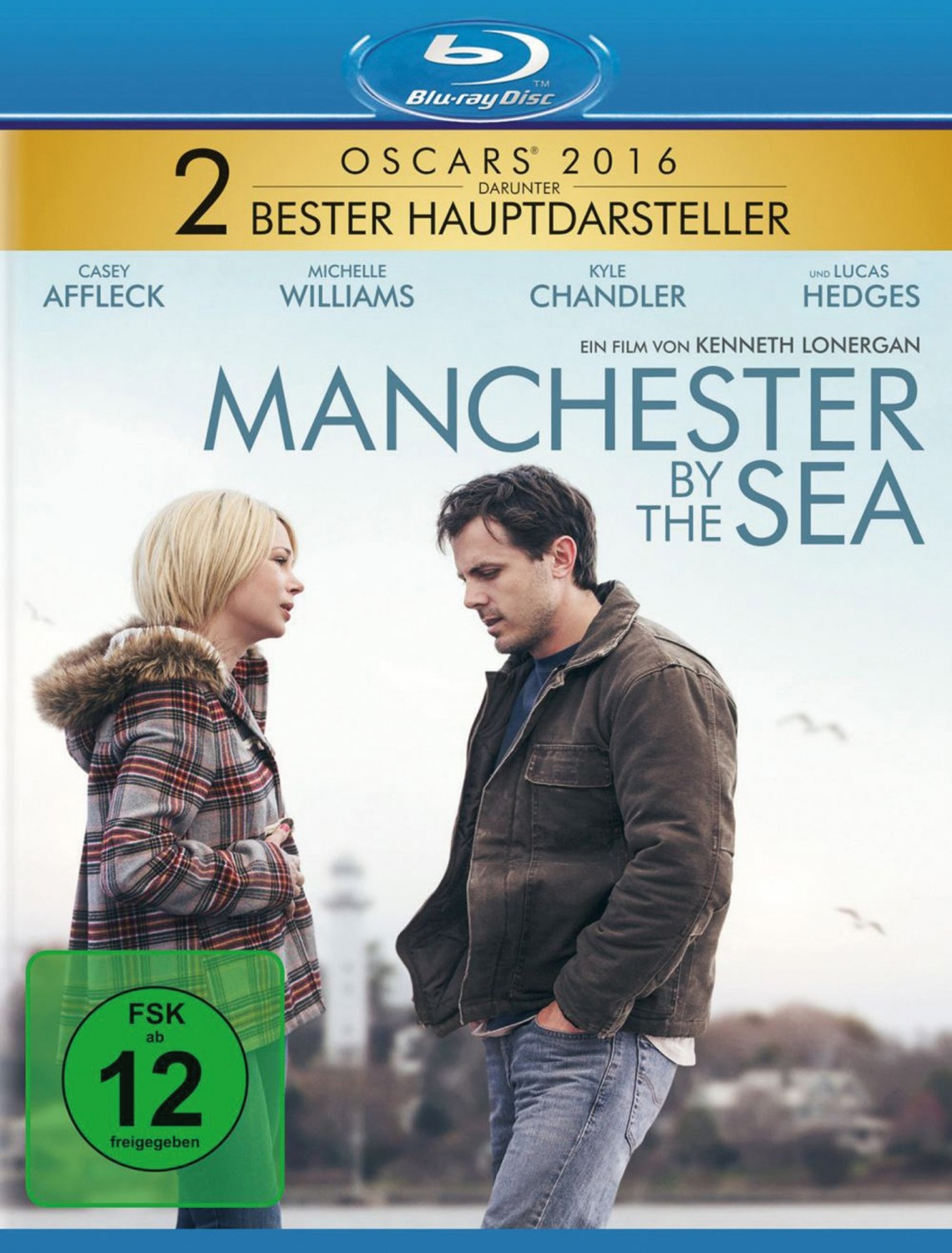 Blu-ray Film Manchester By The Sea (Universal) im Test, Bild 1