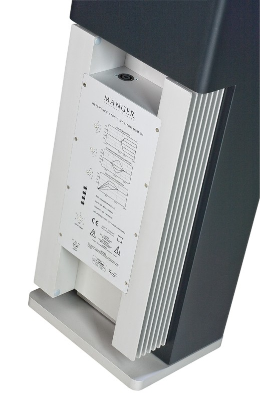 Lautsprecher Stereo Manger MSMs1 im Test, Bild 4