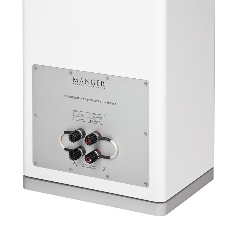 Lautsprecher Stereo Manger MSSp1 im Test, Bild 5