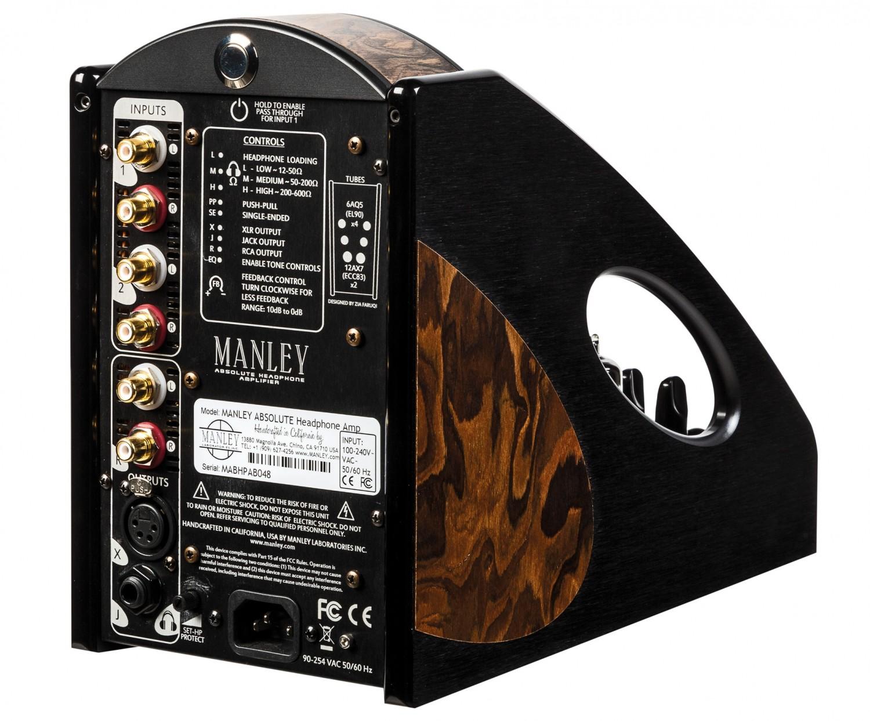 Kopfhörerverstärker Manley the Absolute Headphone Amplifier im Test, Bild 4