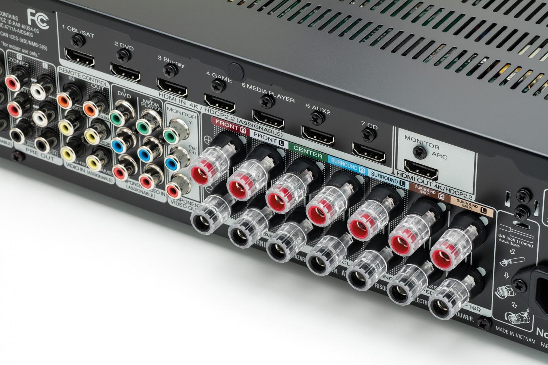 AV-Receiver Marantz NR1609 im Test, Bild 2
