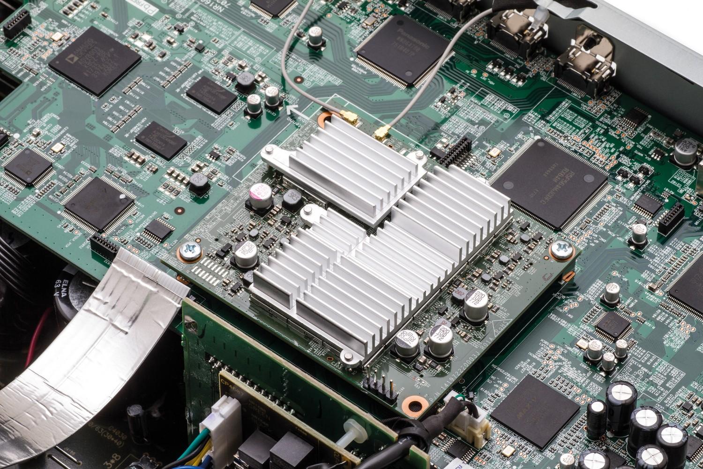 AV-Receiver Marantz NR1609 im Test, Bild 4