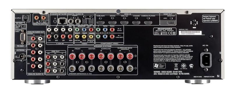 AV-Receiver Marantz SR5007 im Test, Bild 4