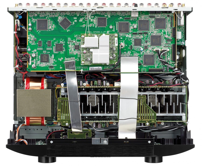 AV-Receiver Marantz SR6012 im Test, Bild 5