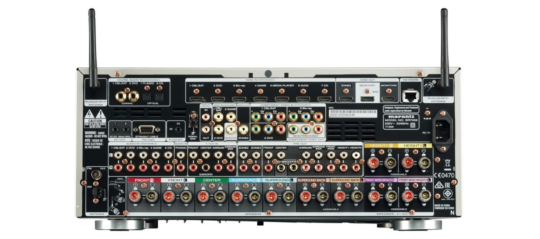 AV-Receiver Marantz SR7009 im Test, Bild 2
