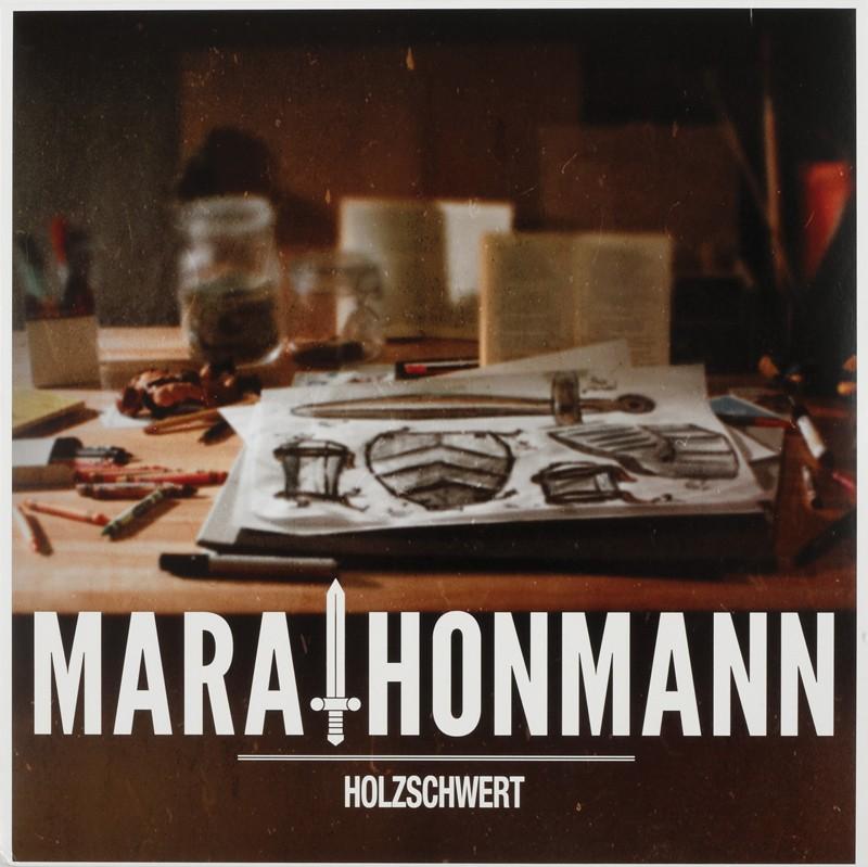 Schallplatte Marathonmann – Holzschwert (Century Media) im Test, Bild 1