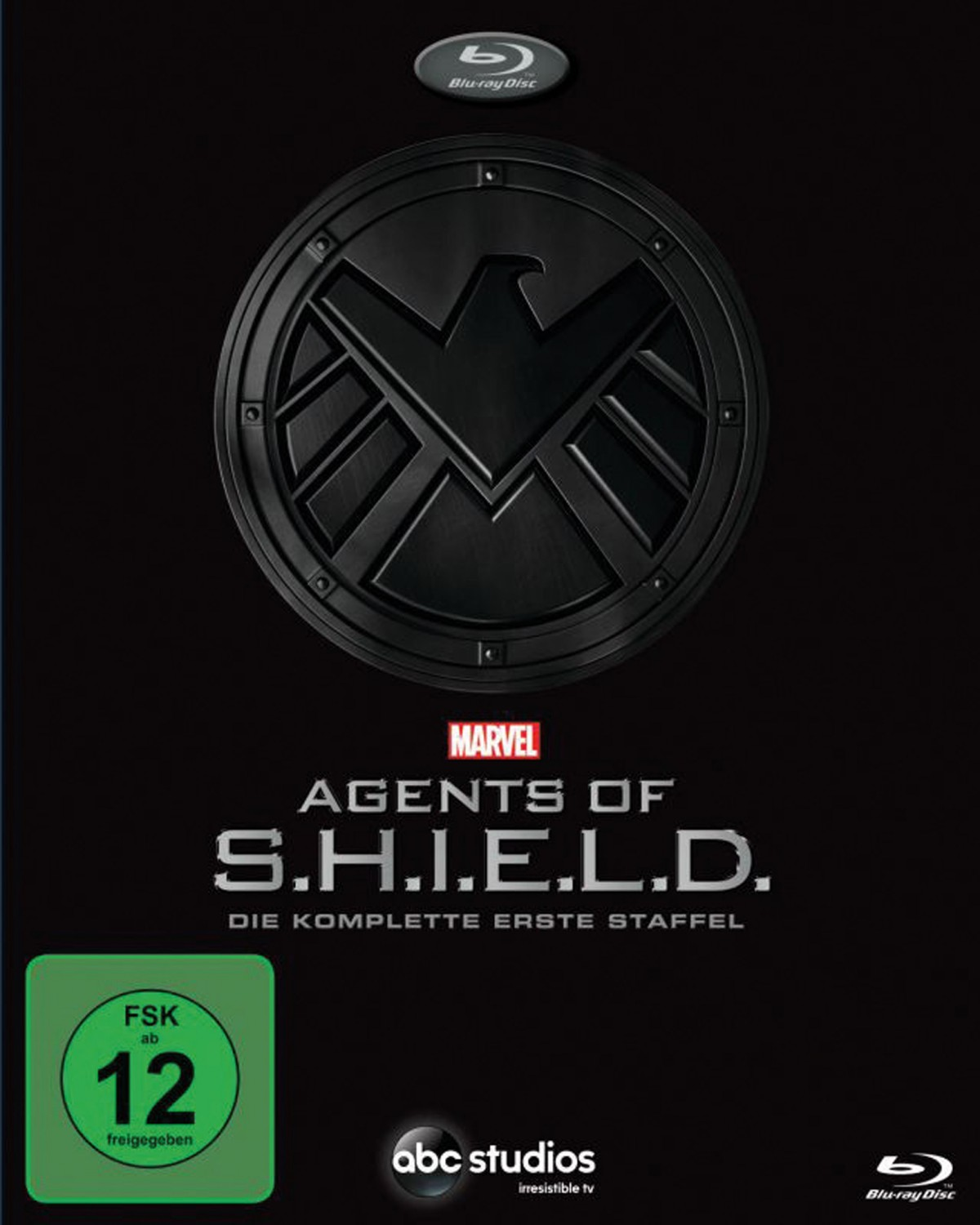 Blu-ray Film Marvel's Agents Of S.H.I.E.L.D S1 (Disney) im Test, Bild 1