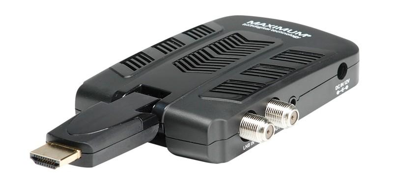 Sat Receiver ohne Festplatte Maximum S-600 FTA im Test, Bild 1