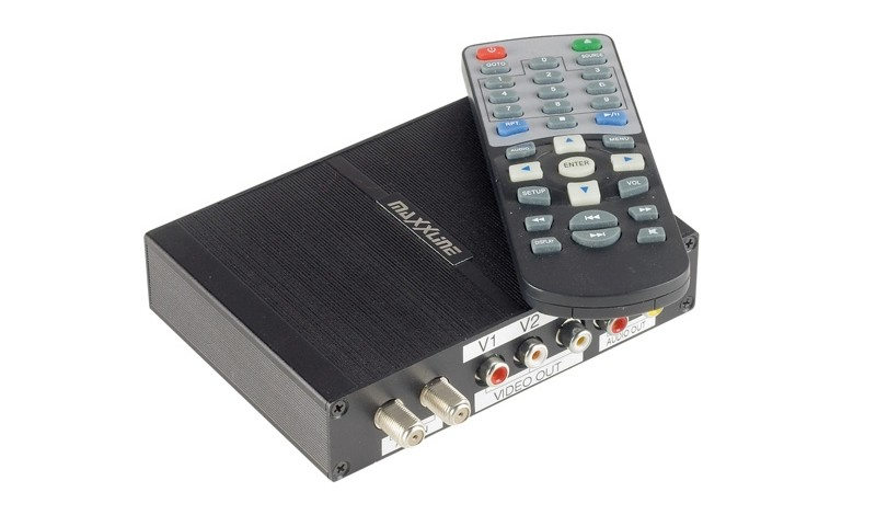 DVB-T-Tuner Maxxline Zemex DVBT D 90 im Test, Bild 1