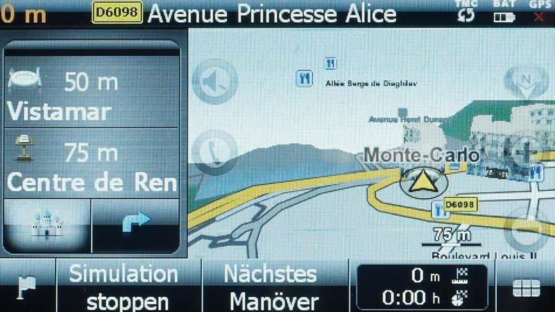 Portable Navigationssysteme Medion GoPal X4545 im Test, Bild 2