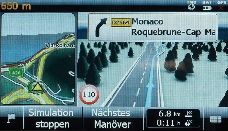 Portable Navigationssysteme Medion GoPal X4545 im Test, Bild 3