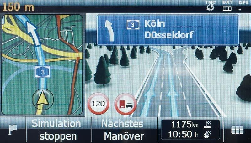 Portable Navigationssysteme Medion GoPal X4545 im Test, Bild 5