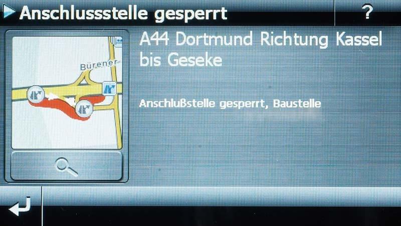 Portable Navigationssysteme Medion GoPal X4545 im Test, Bild 6