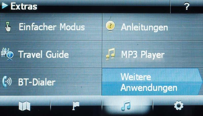 Portable Navigationssysteme Medion GoPal X4545 im Test, Bild 7