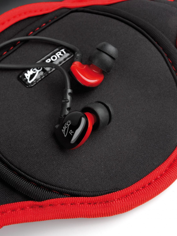 Kopfhörer InEar MEElectronics Sport-FI F6 im Test, Bild 1