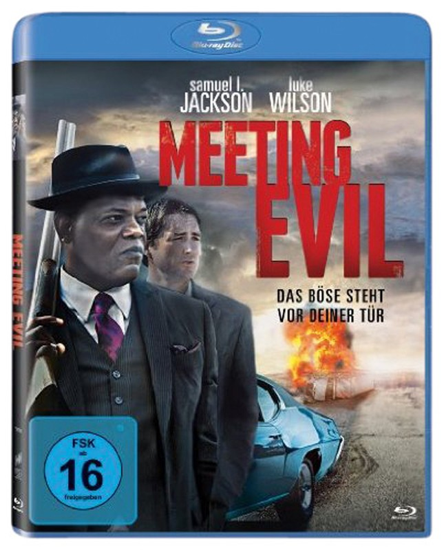 Blu-ray Film Meeting Evil (Sony Pictures) im Test, Bild 1