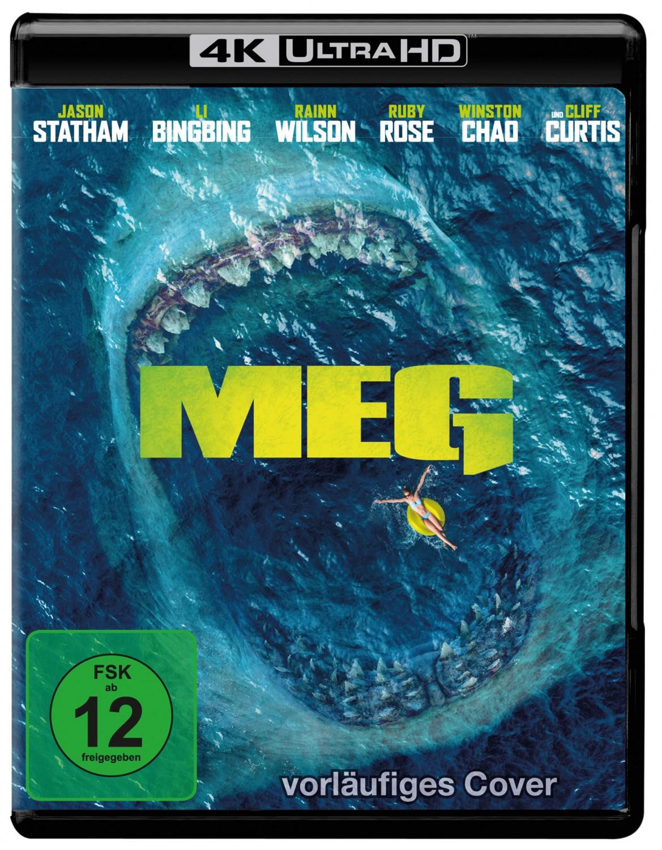 Blu-ray Film Meg (Warner Bros.) im Test, Bild 1