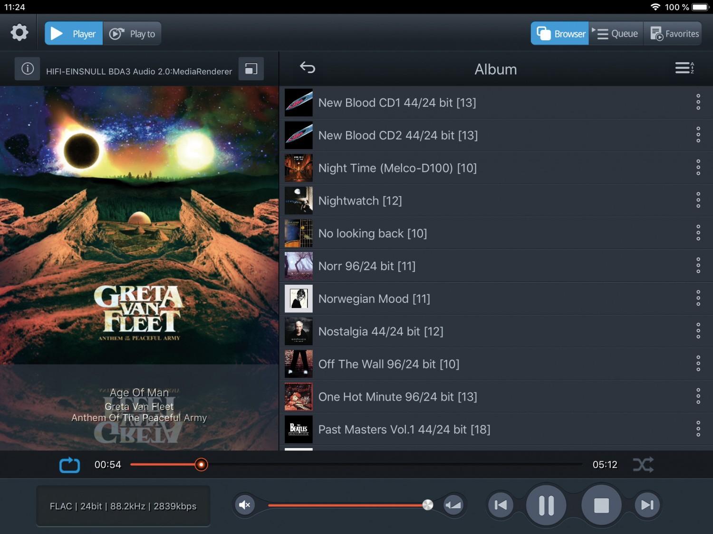 Musikserver Melco N100 im Test, Bild 7