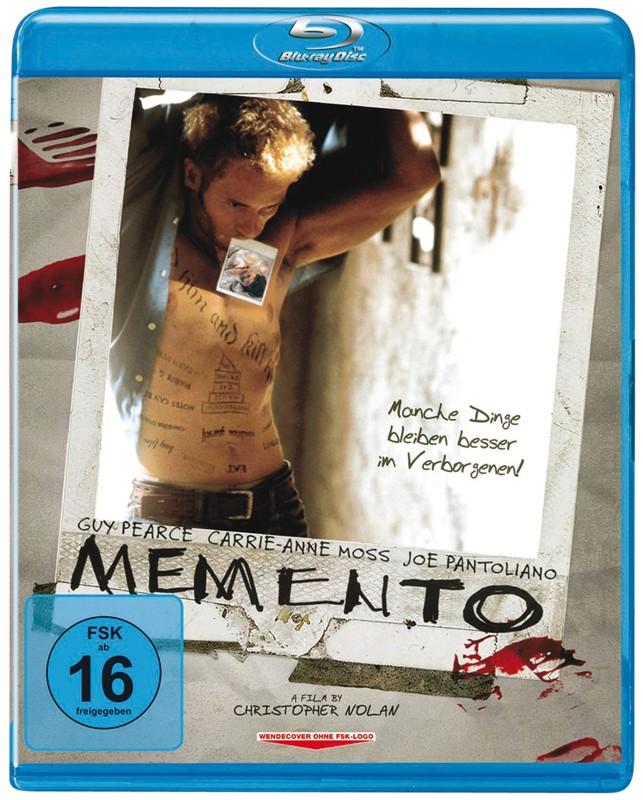 Blu-ray Film Memento (Ascot) im Test, Bild 1
