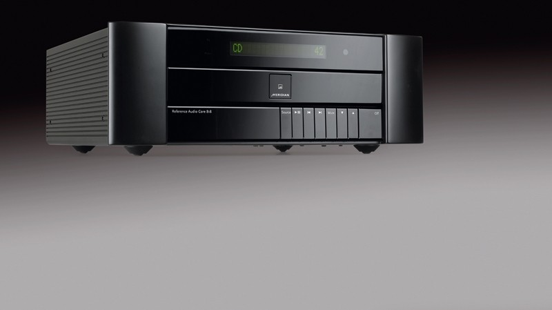 D/A-Wandler Meridian 818 Reference Audio Core im Test, Bild 1