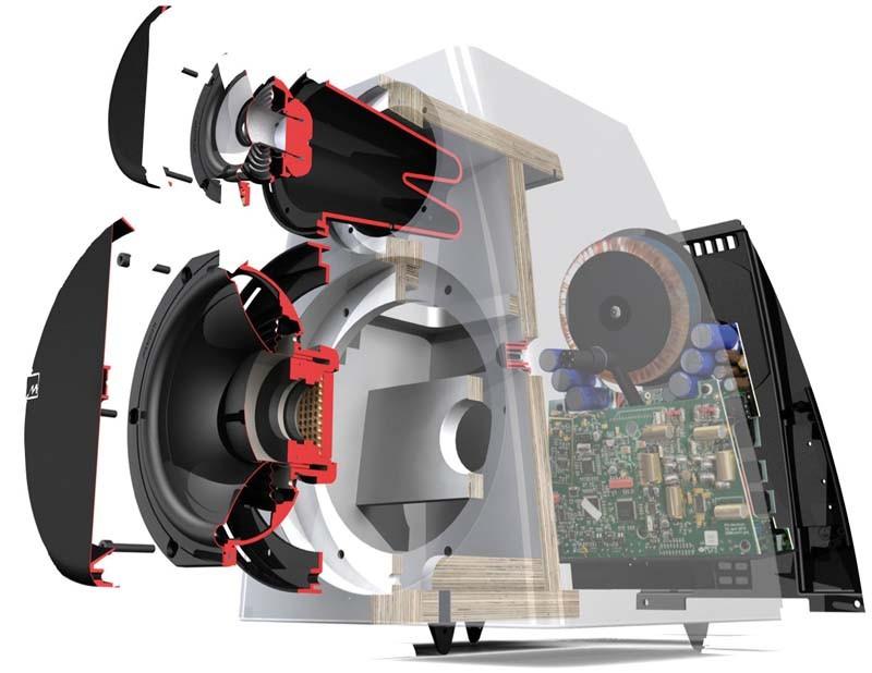 Stereovorstufen Meridian Audio Core 200, Meridian DSP3200 im Test , Bild 7