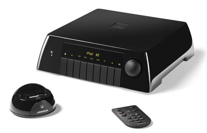 Stereovorstufen Meridian Audio Core 200, Meridian DSP3200 im Test , Bild 8