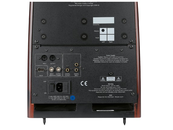DVD-Anlagen Meridian DSP5200/G-06 im Test, Bild 5