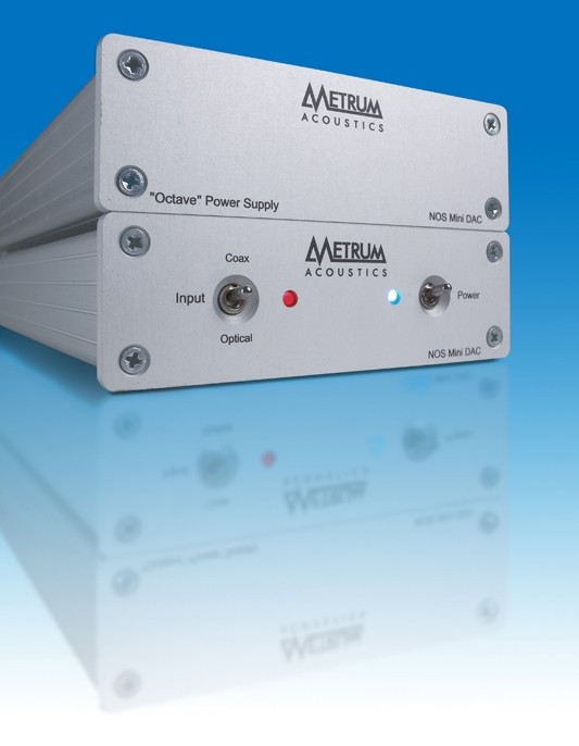 D/A-Wandler Metrum Acoustics NOS Mini DAC im Test, Bild 1