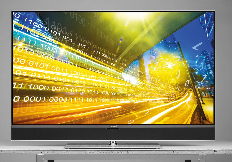 Fernseher Metz Topas 55 Media twin R im Test, Bild 1