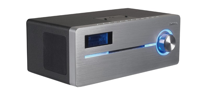Micro-Anlagen Lenco iPD-9000 im Test, Bild 1