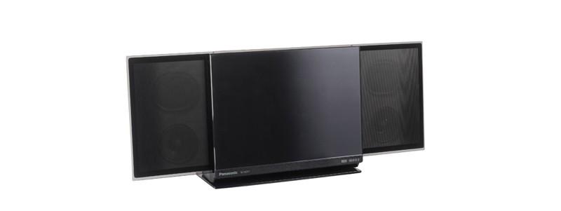 test micro anlagen panasonic sc hc57 sehr gut. Black Bedroom Furniture Sets. Home Design Ideas