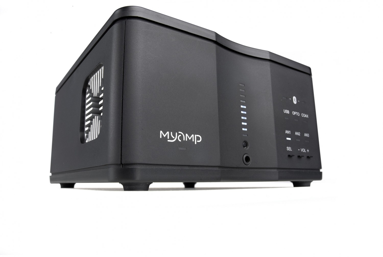 Vollverstärker Micromega MyAmp im Test, Bild 1