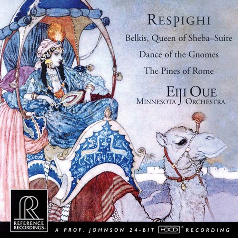 Download Minnesota Orchsestra - Respighi (Reference Recordings) im Test, Bild 1