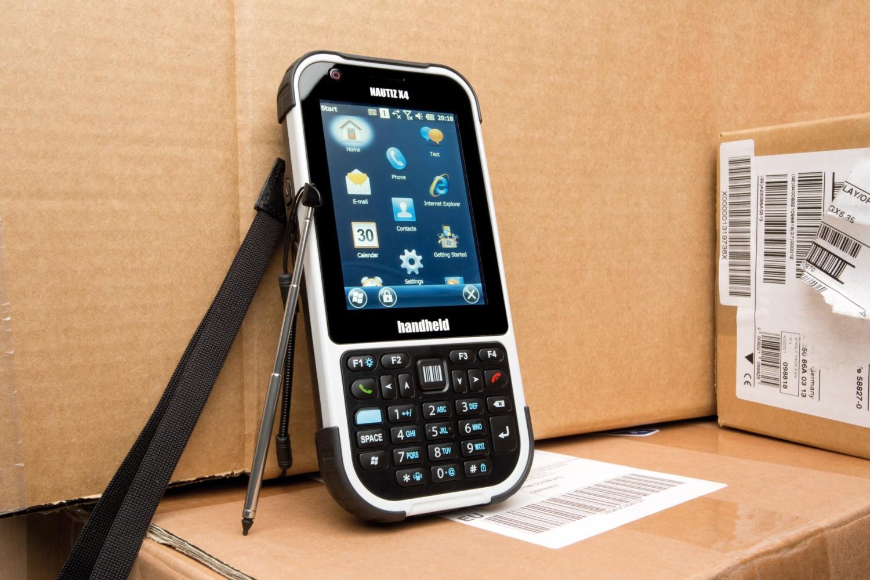 test mobile sonstiges handheld nautiz x4 sehr gut bildergalerie bild 1. Black Bedroom Furniture Sets. Home Design Ideas