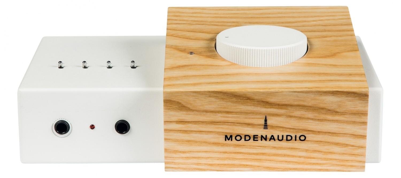 Kopfhörerverstärker Modenaudio Lympha im Test, Bild 2