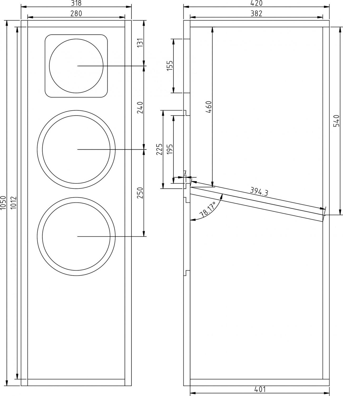 "Selbstbauprojekt Monacor Klang + Ton ""Hobo II"" im Test, Bild 17"