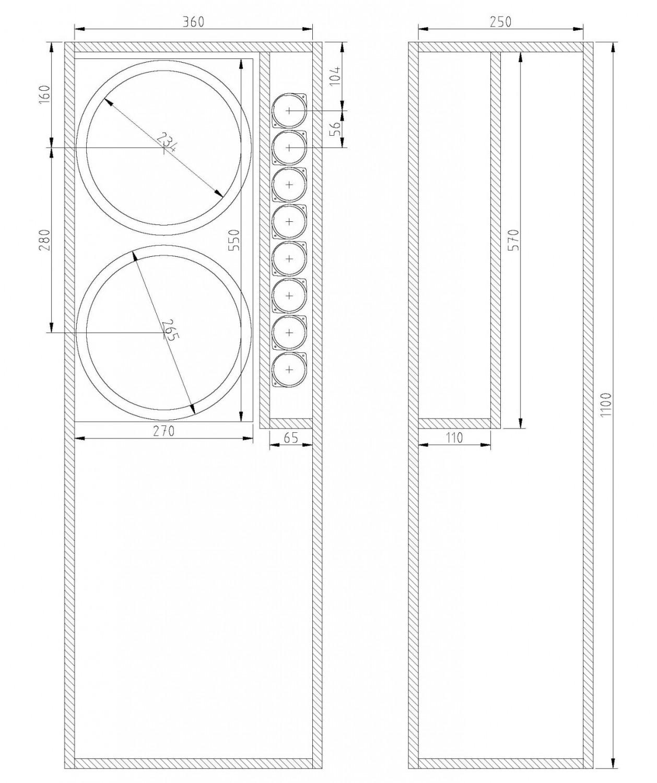 Selbstbauprojekt Monacor K+T 81/18 im Test, Bild 7