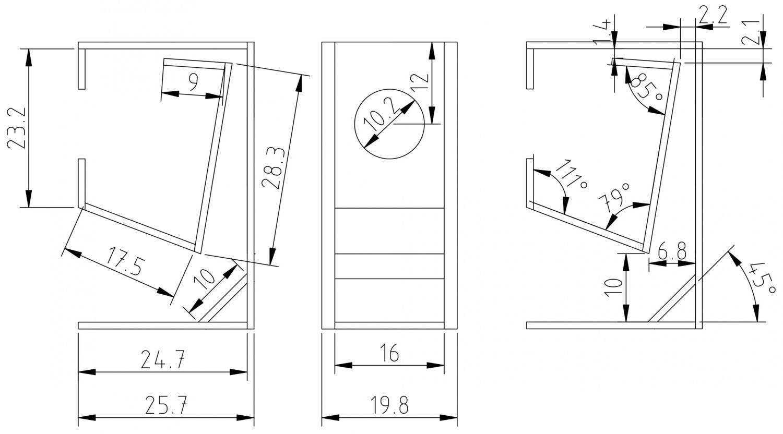 Selbstbauprojekt Monacor K+T CT302 im Test, Bild 14