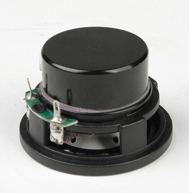 Lautsprecherchassis Breitbänder Monacor SPX-20TB im Test, Bild 2
