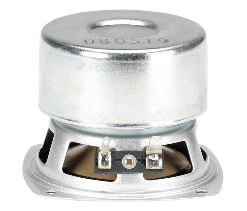 Lautsprecherchassis Breitbänder Monacor SPX-31TB im Test, Bild 2
