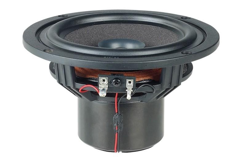 Lautsprecherchassis Breitbänder Monacor SPX-5/2TB im Test, Bild 1