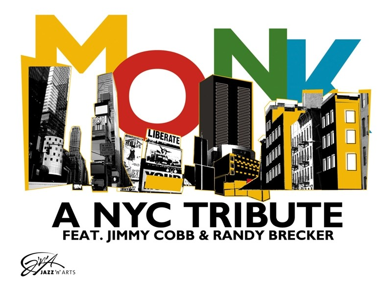 Download Monk- A NYC Tribute (Jazznarts Records) im Test, Bild 1