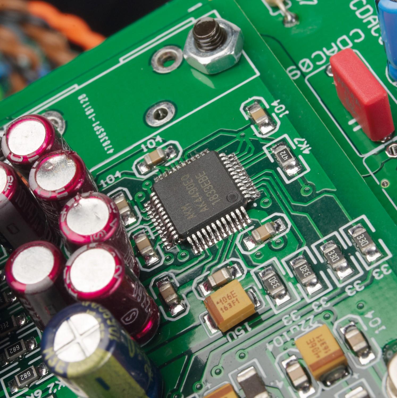 Vollverstärker Moonriver Model 404 im Test, Bild 5