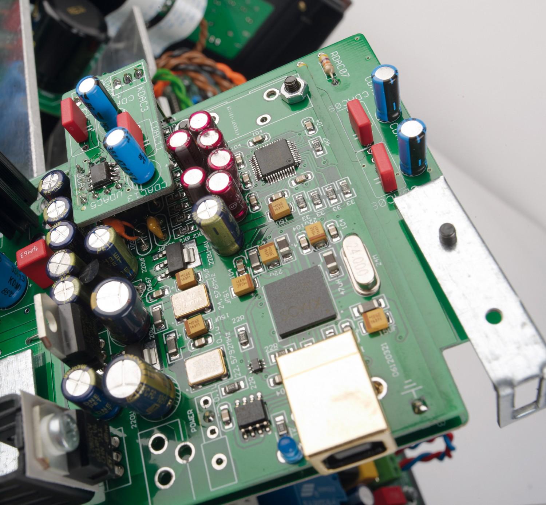 Vollverstärker Moonriver Model 404 im Test, Bild 7