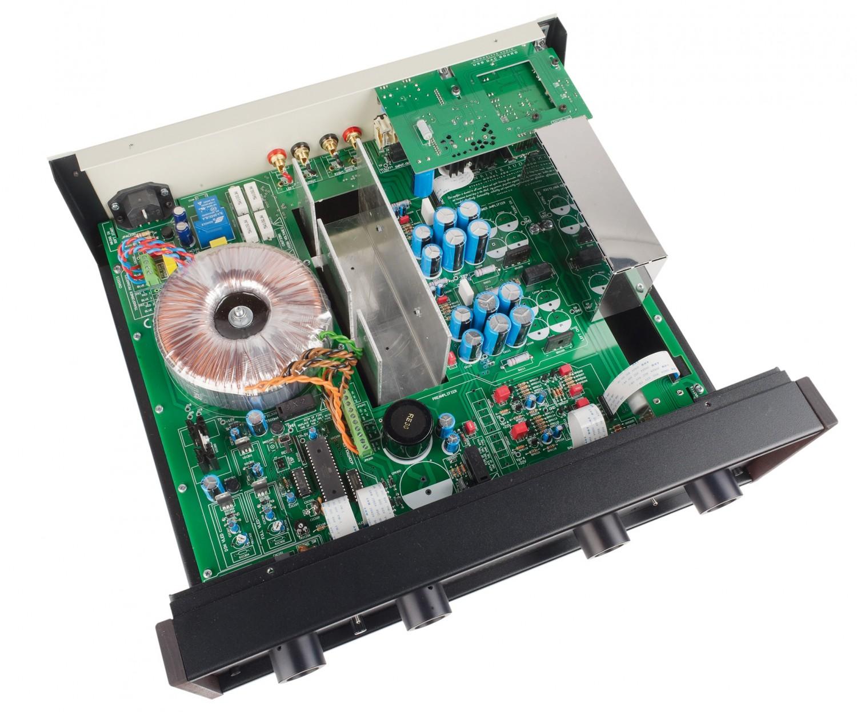 Vollverstärker Moonriver Model 404 im Test, Bild 8