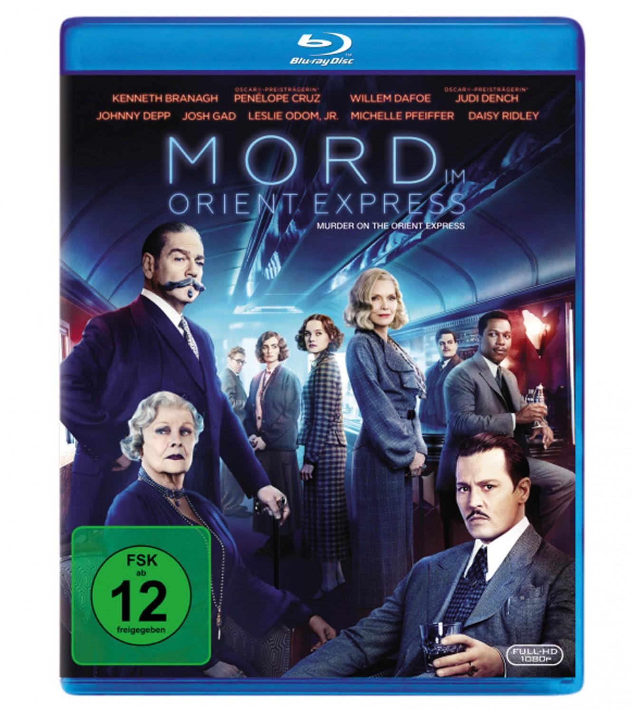 Blu-ray Film Mord im Orient Express (20th Century Fox) im Test, Bild 1